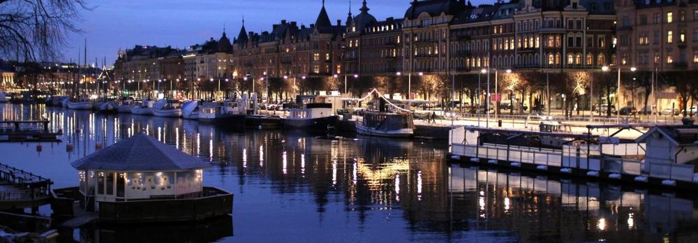 Upplevelse, Stockholms skärgård – Qrooz