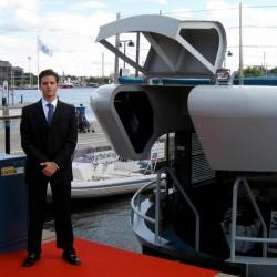 Aktiviteter med Stockholmsbåten Qrooz