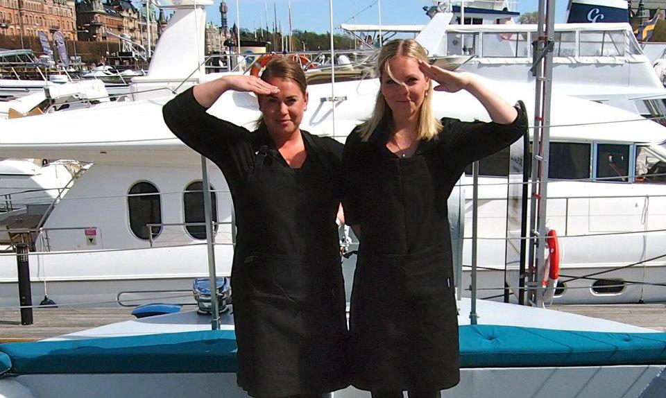 Välkommen till Qrooz. Hyr charterbåt i Stockholm