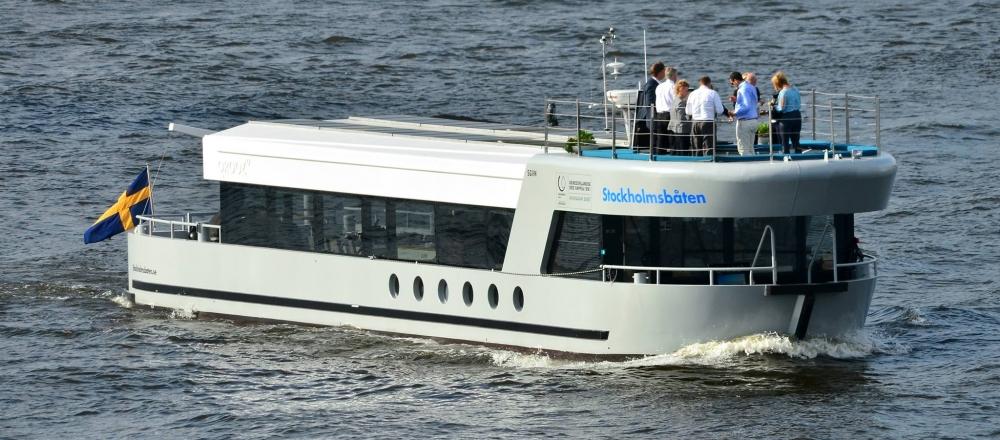 Stockholmsbåten – Qrooz