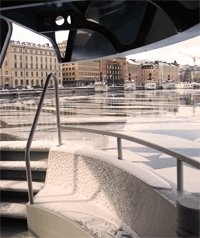 Upplevelse, Utsikt, Stockholmsbåten – Qrooz