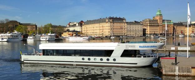 Båtcharter i Stockholm